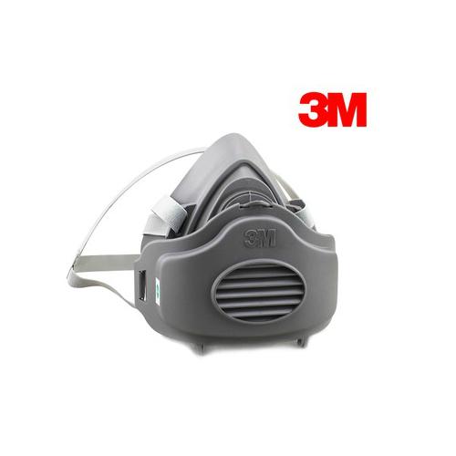 3M 3200 半面具 单滤盒半面具 防毒面具 3M 防尘组合 防尘面具