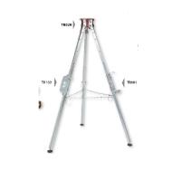 代尔塔505022高强度双卡盘钢制三脚架