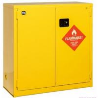 美国NewPig防火安全柜 30加仑自锁式防爆柜 纽匹格CAB719-YW