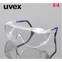 优维斯 UVEX 9161305黑白直播飞速体育眼镜 防雾防紫外线 护目镜