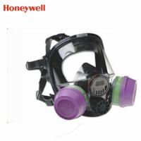 霍尼韦尔7600系列舒适款全面罩系列760008AS防毒可与电动送风配合