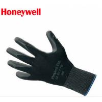 honeywell 霍尼韦尔尼龙发泡丁腈涂层耐油防滑工作黑白直播官方下载