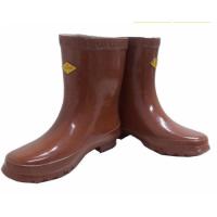 双安牌 25KV绝缘靴 25kv高压绝缘靴 电工鞋 高压带电作业用